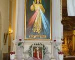 Ołtarz Jezusa Miłosiernego