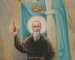 Ołtarz Niepokalanej i św. Maksymiliana