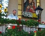 Różaniec św. w czasie odpustu 10.10.12