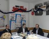 Wizyta Przewodniczącego KK w naszym Regionie