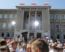 Stalowa wola Beaty Szydło