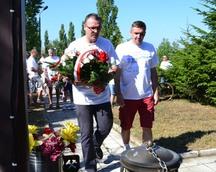 III Rajd Rowerowy Solidarności i Wolności w Tarnobrzegu
