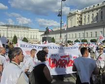 Pałac Prezydencki 24 maja 2012