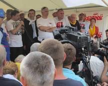 Warszawa-Sejm 11 maja 2012