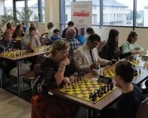 """Turniej Szachowy """"Solidarności"""""""
