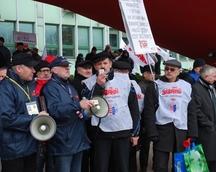 Manifestacja poparcia w Kielcach