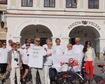 Rajd Rowerowy Solidarności Sandomierz 2015