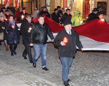 Sandomierz 13 - 12 - 2015