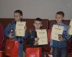Dekoracja chłopców w kategorii do lat 10