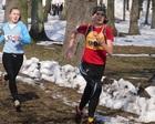 Marlena w biegu na 3 km