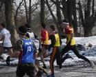 Start biegu na 3 km