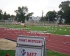 Ernest w biegu na 1500 m