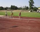 Arek w biegu na 600 m