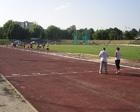 Końcówka biegu na 600 m