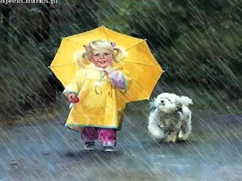 Deszcz Jesienny Wiersze Dla Dzieci Wiersze Religijne