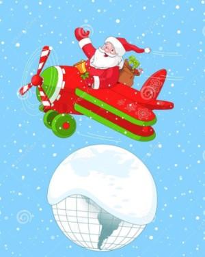 święty Mikołaj Mknie Wiersze Dla Dzieci Wiersze