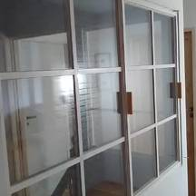 okno suwane bielone z drewna wrocław na zamówienie
