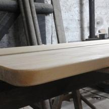 parapet drewniany dębowy wrocław