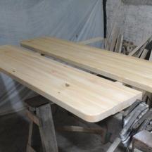 parapety wewnętrzne drewniane wrocław