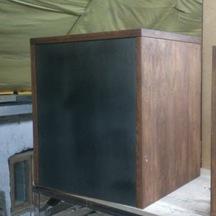 obudowa pralki drewniana wrocław na zamówienie