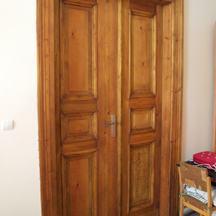 Drzwi na wymiar drewniane wrocław fabryczna