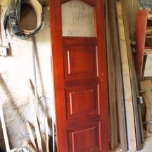 łazienkowe drzwi drewniane z montażem wrocław