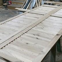 drzwi wrocław krzyki ażurowe drewniane na zamówienie