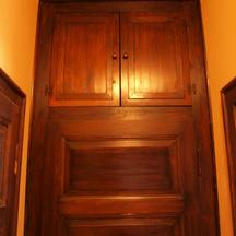 wewnętrzne drzwi drewniane  wrocław