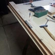 dorabianie drewnianych ościeżnic stolarz strzelin