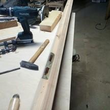 drewniana ościeżnica drzwiowa na wymiar wrocław stolarz