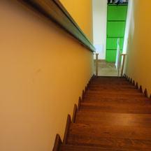 schody bejcowane dębowe wrocław