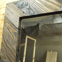 Drewniane lustra we wrocławiu
