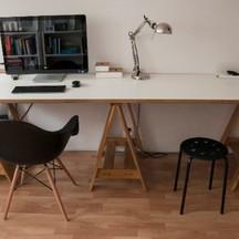 biurka drewniane wrocław krzyki
