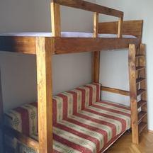 łóżko dziecięce dwupiętrowe wrocław