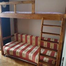 łóżko dziecięce dwupiętrowe wrocław krzyki