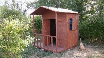 domek dla dzieci z drewna na zamówienie wrocław