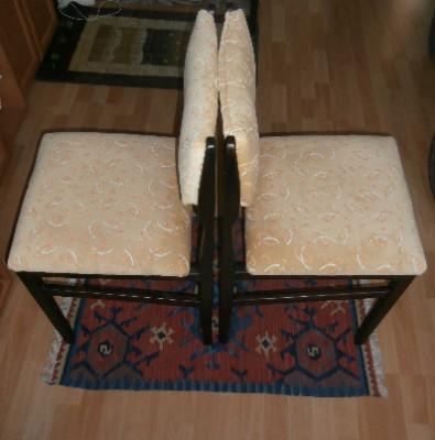 tapicerowane krzesło drewniane wrocław