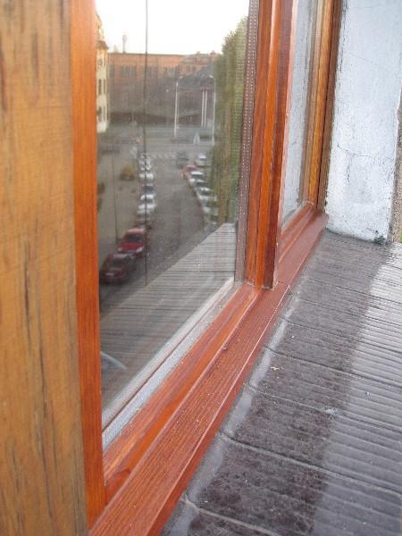 okno krosnowe na zamówienie z drewna wrocław