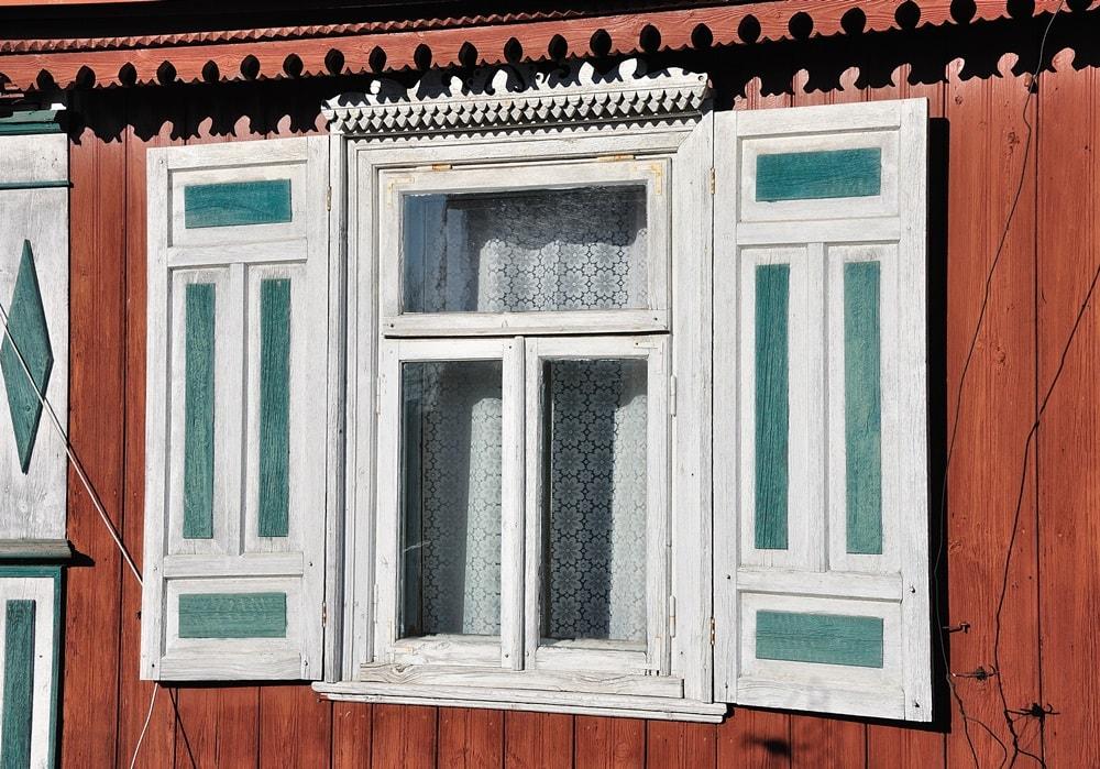 okno ościeżnicowe drewniane wrocław psie pole