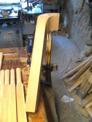 dorabianie i naprawa poręczy drewnianych wrocław