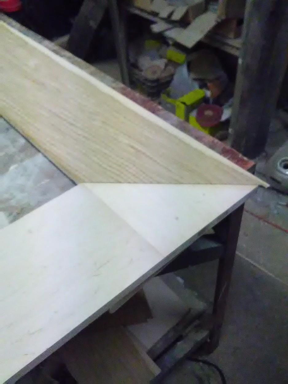 rama z drewna pod telewizor lcd żywe drewno wrocław