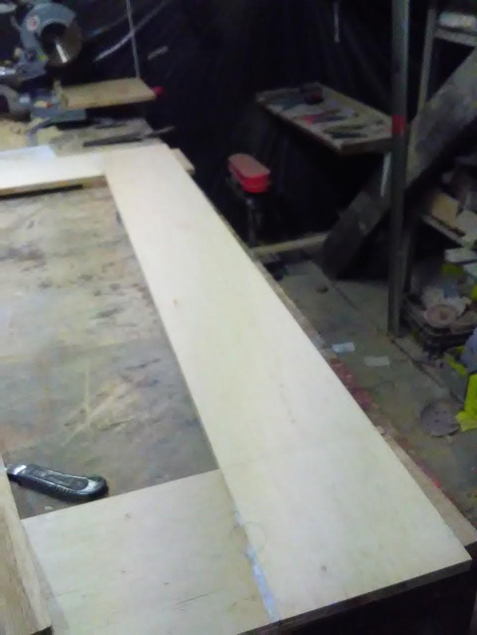 rama do telewizora lcd na ścianę z drewna wrocław