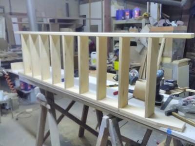 schody na antresolę na wymiar stolarz wrocław klecina