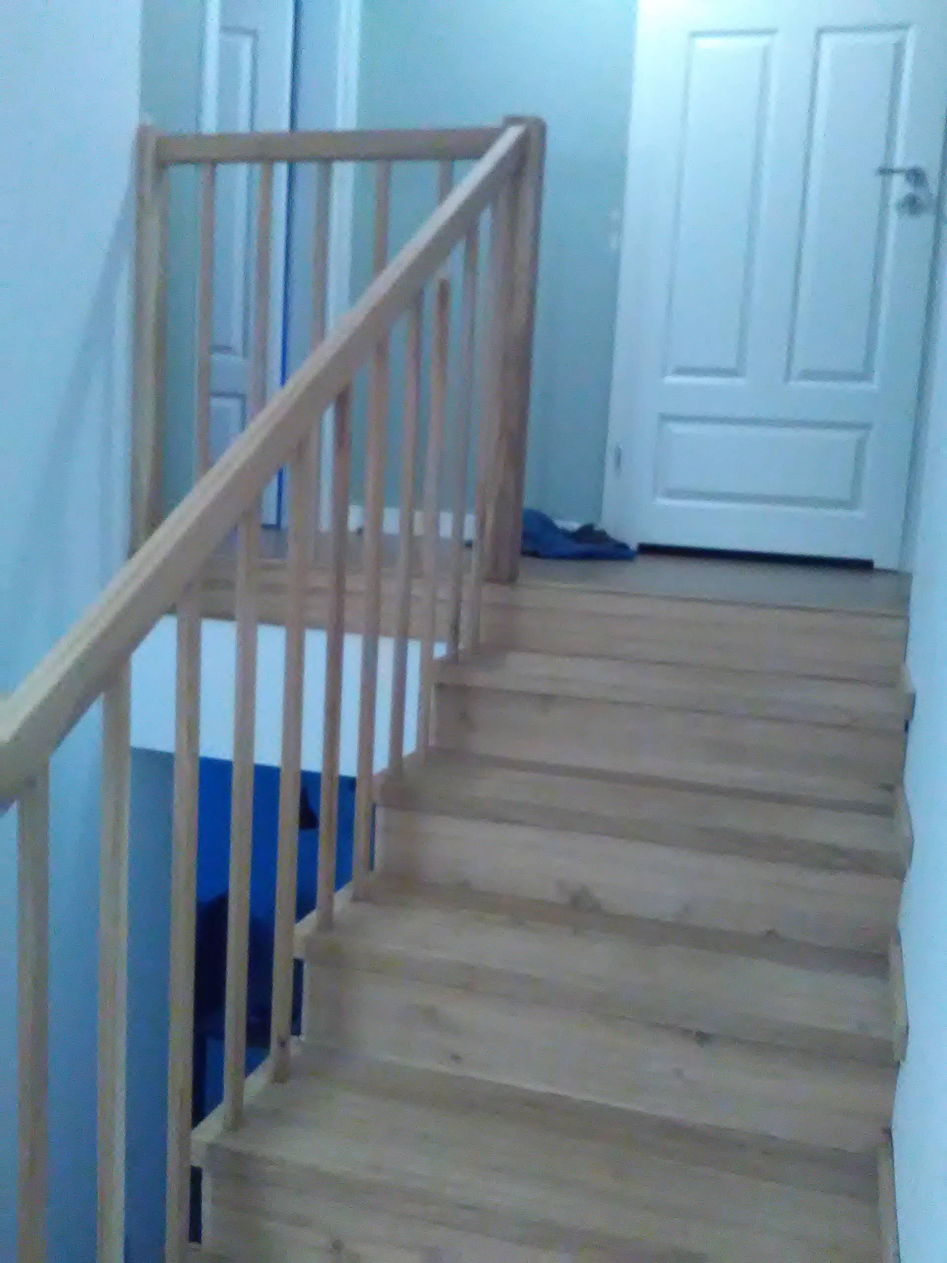 schody drewniane na beton wrocław na zamówienie