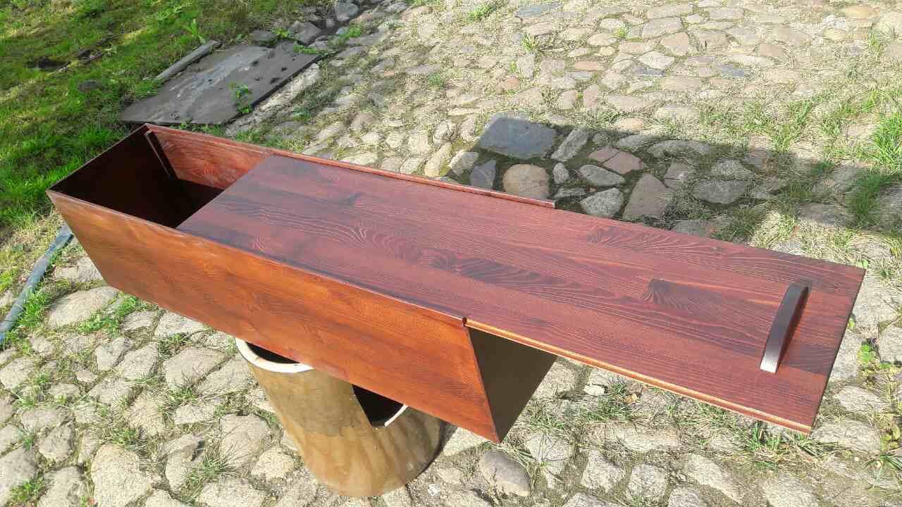 skrzynka na prezenty, opakowanie drewniane wrocław