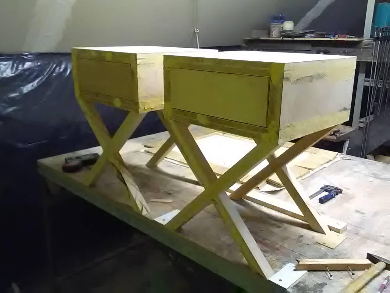 szafka nocna surowa do malowania na zamówienie wrocław śródmieście