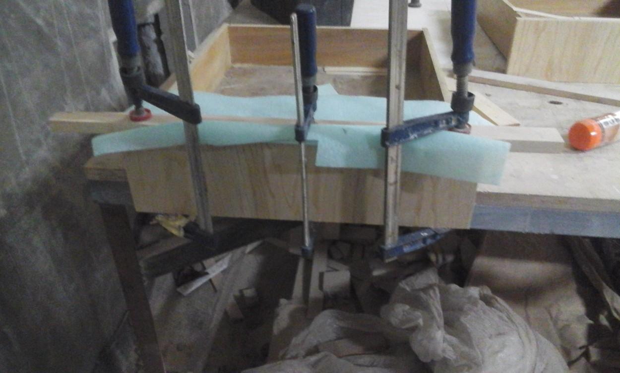szuflada podczas naprawy wrocław u stolarza