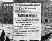 17 stycznia 1945 r. - Warszawa wolna