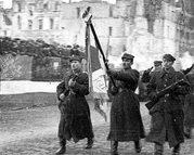19 stycznia 1945 r. - Defilada I ArmiiWP