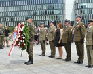 21-22 lipca 2019 - Kwiaty przed Grobem Nieznanego Żołnierza